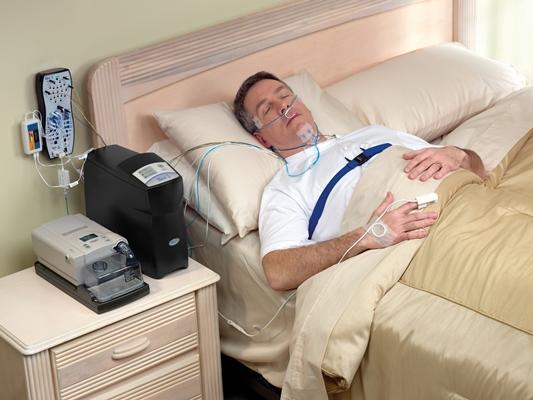 اسلیپ استادی در مرکز خواب